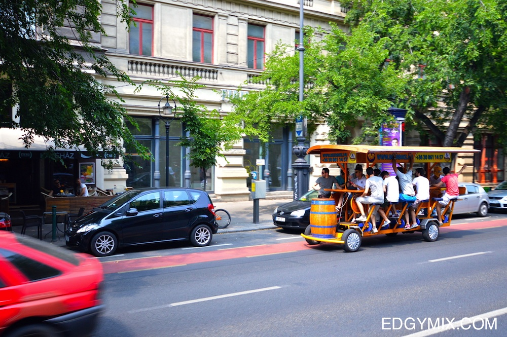 work for your own beer car-budapest