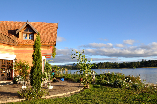 beautiful house at Lac hotel Madagascar