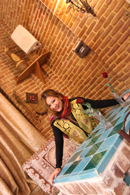 iran museum-march