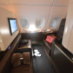 Etihad Airways First class Apartment – continue